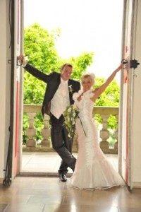Hochzeit von Iris und Franz Pröstler