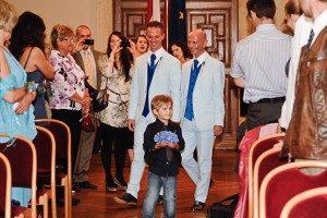 Hochzeit von Panto Trivkovic und Raphael Brzobohaty